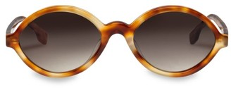Le Specs Luxe Impromptus 54MM Oval Sunglasses