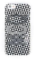 McQ by Alexander McQueen geometric print iPhone 6 case - men - PVC - One Size