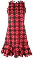 Holly Fulton floral print dress - women - Cotton - 8