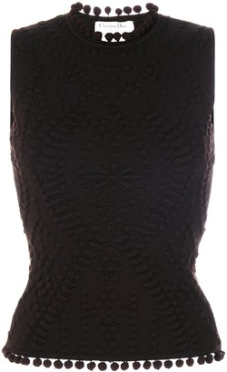 Christian Dior Pre-Owned Sleeveless Top