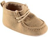 Luvable Friends Tan Moccasin