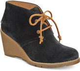 Sperry Women's Stella Prow Wedge Ankle Booties