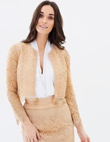 Maple Lace Jacket