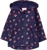 Gymboree Navy Floral Anorak - Infant & Toddler