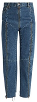 Vetements X Levi's reworked tapered-leg jeans