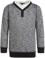 Silver Jeans Henley Shirt - Long Sleeve (For Little Boys)