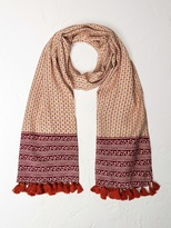 White Stuff Sunrise scarf