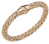 Chimento 18K Rose Gold Stretch Classic Collection Pyramid Shell Bracelet with Diamonds