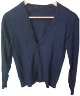De Fursac Blue Viscose Knitwear