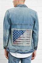 Forever 21 FOREVER 21+ Entree American Denim Jacket