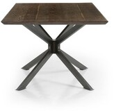 """Sawin Dining Table Union Rustic Color: English Brown Oak, Size: 30"""" H x 78.75"""" L x 35.5"""" W"""