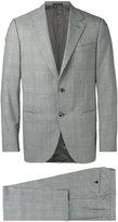 Caruso formal suit - men - Cupro/Wool - 50