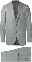 Caruso formal suit - men - Cupro/Wool - 52