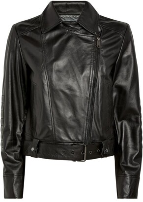 Max & Co. Leather Jacket