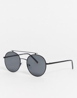 A. J. Morgan AJ Morgan ray gun matte black sunglasses