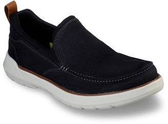 Skechers Relaxed Fit Doveno Hangout Men's Slip-on Shoes
