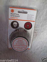 Martha Stewart Halloween Gothic Manor Baking Cups Liner 36ct