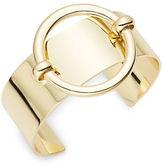 RJ Graziano Ring-Accented Cuff Bracelet