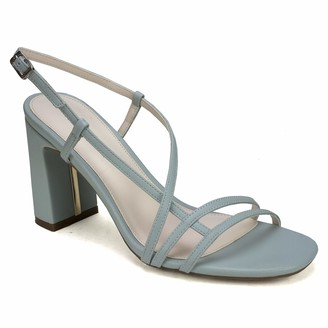 Rialto Tally Dress Sandal Light Blue Size 10