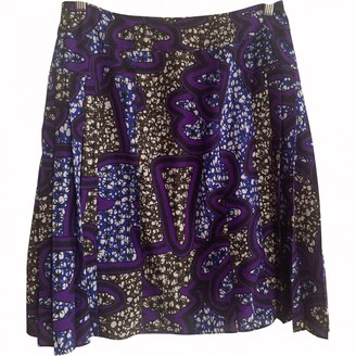 Marni Purple Skirt for Women