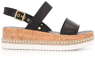 Carvela Krash studded sole sandals