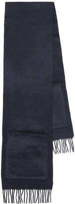 Max Mara Teddy wool scarf
