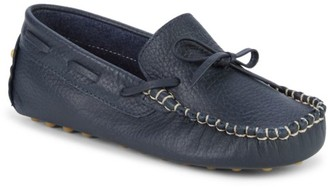 Elephantito Baby'S & Little Boy's & Boy's Pebbled Leather Driving Loafers