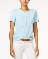 Tommy Hilfiger Logo Graphic T-Shirt, Only at Macy's