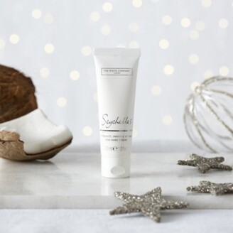 The White Company Seychelles Mini Hand Cream , No Colour, One Size