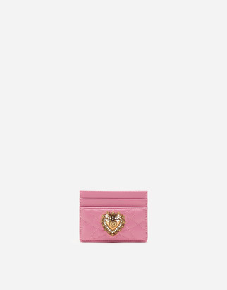 Dolce & Gabbana Devotion Credit Card Holder
