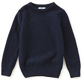 Class Club Big Boys 8-20 Textured Pullover Sweater