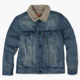 Levi's Boys (8-20) Sherpa Trucker Jacket
