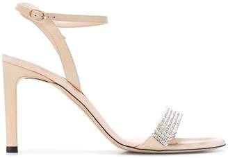 Nina Ricci embellished sandals