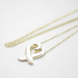 Tiffany & Co. Paloma Picasso Other Silver Necklaces