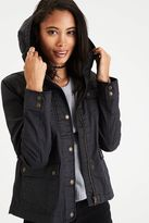 American Eagle Outfitters AE Waxed Cotton Utility Jacket