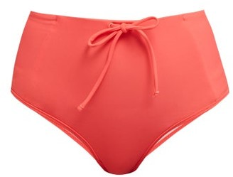 Bower - Kit Drawstring Bikini Briefs - Red