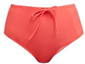 Bower - Kit Drawstring Bikini Briefs - Womens - Red