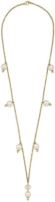 Gucci Interlocking G necklace with pearls