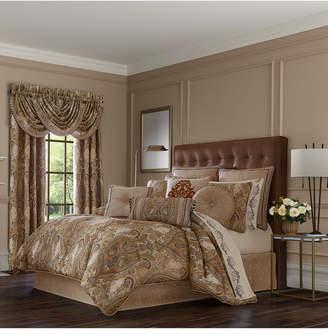 J Queen New York J Queen Luciana California King 4pc. Comforter Set Bedding
