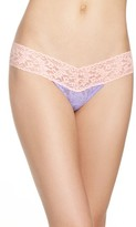 Hanky Panky Women's 'Color Play' Low Rise Thong