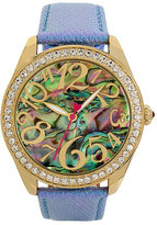 Betsey Johnson Iridescence Watch
