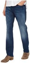 Mavi Jeans Jake Regular Rise Slim in Dark Used Chelsea Men's Jeans