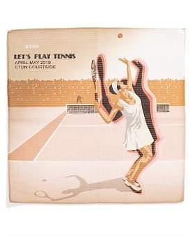 Eton Tennis Player