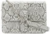 G.V.G.V. snakeskin crossbody bag