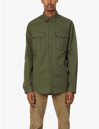 DSQUARED2 Regular-fit cotton shirt