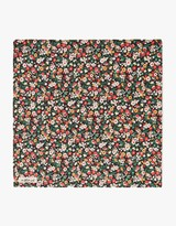 The Hill-Side Pocket Square- Small Flowers Print