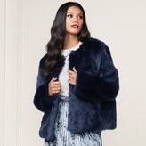 Lauren Conrad Runway Collection Faux-Fur Jacket - Women's