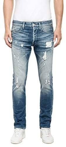 Replay Waitom Men's Jeans - Blue