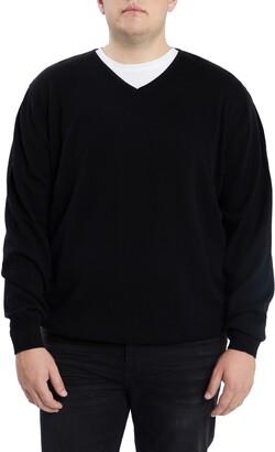 Johnny Bigg Cotton V-Neck Sweater