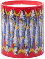 Fornasetti 'Pilchard' scented candle